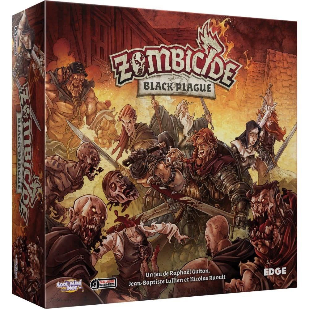 Zombicide Black Plague (FR)
