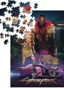 Puzzle: Cyberpunk 2077 - Neokitsch (1000pcs)