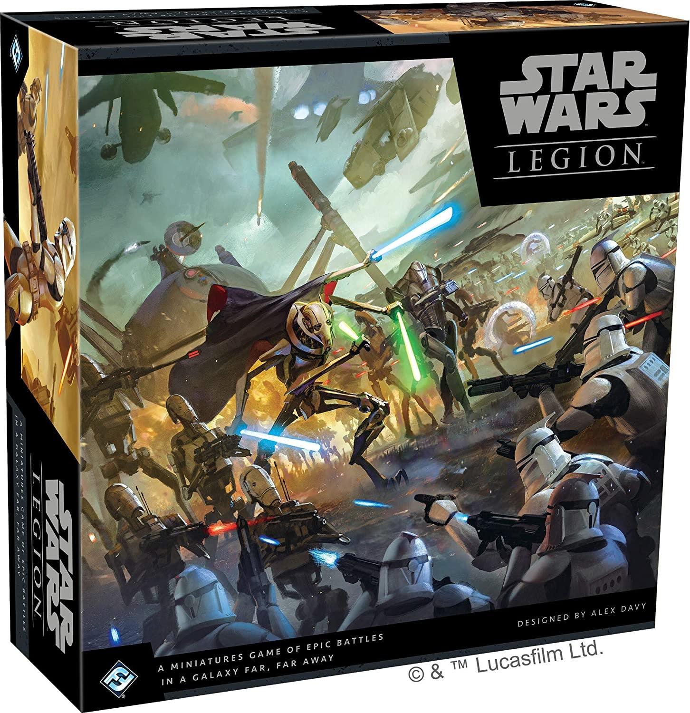Star Wars Legion: Clone Wars Core Set (FR)