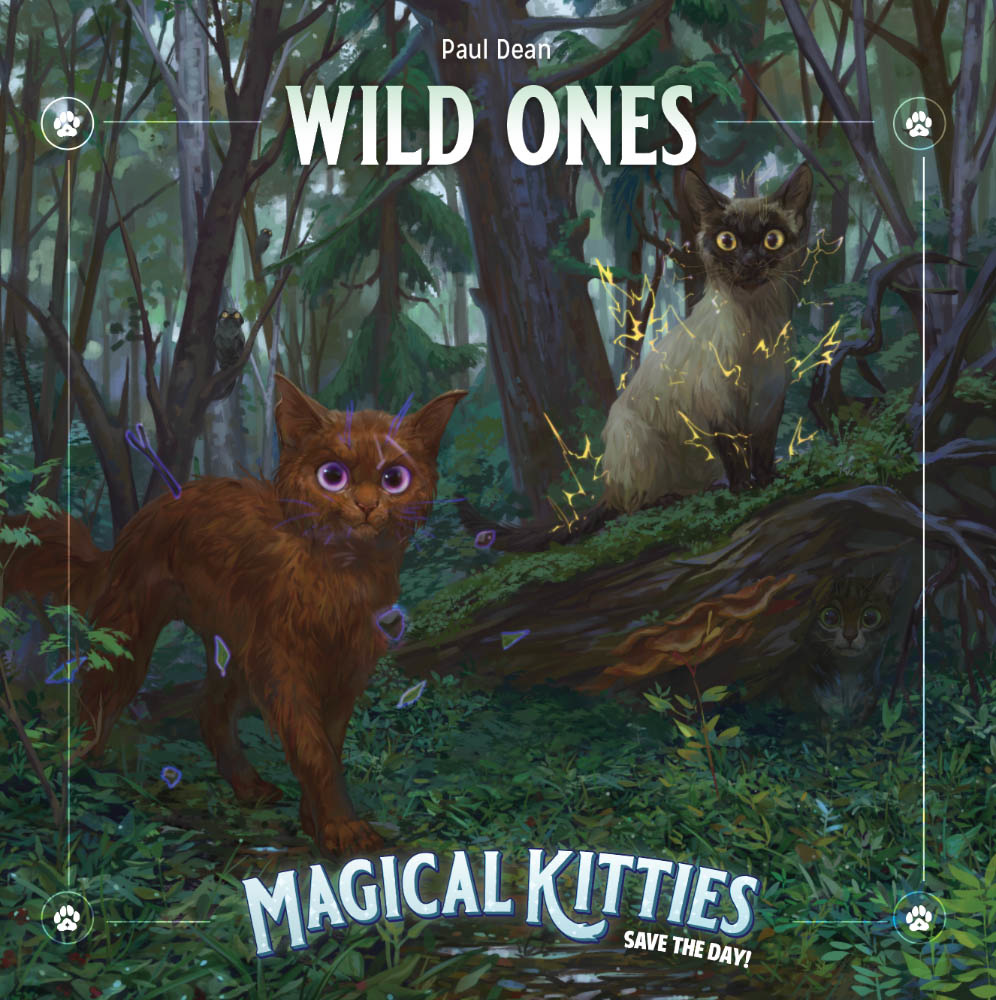 Magical Kitties Save the Day: Wild Ones (SC)