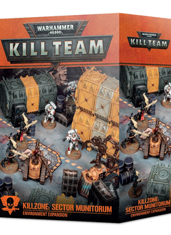 Killzone: Munitorum Hub