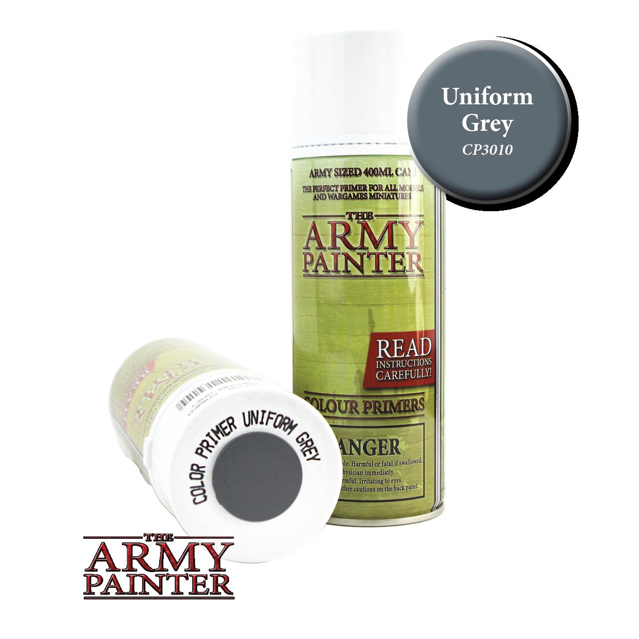 Colour Primer: Uniform Grey