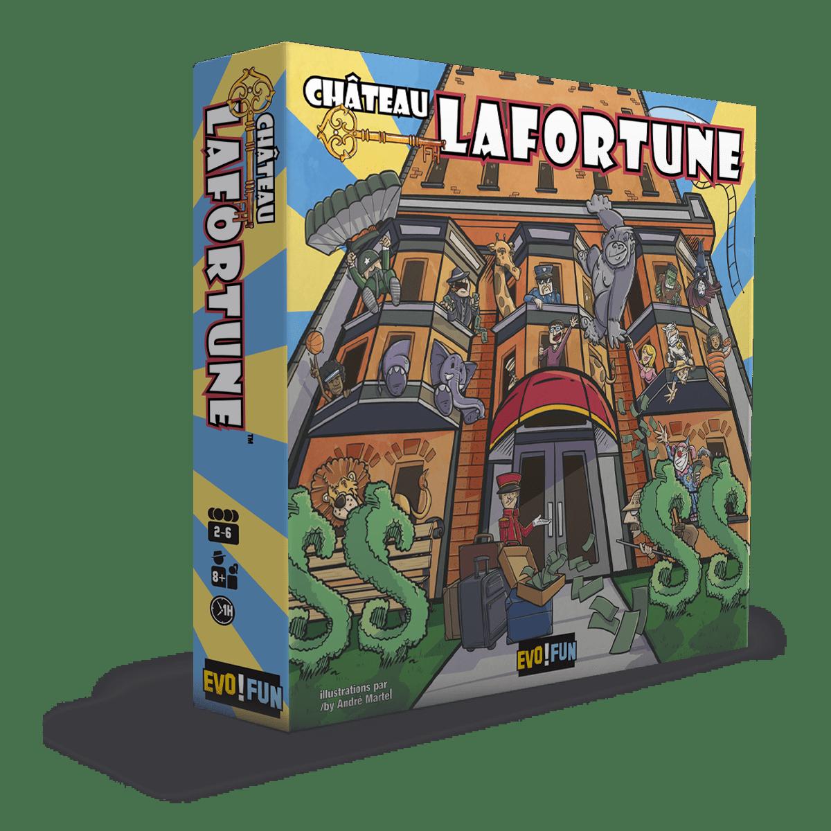 Chateau Lafortune Nouvelle Édition