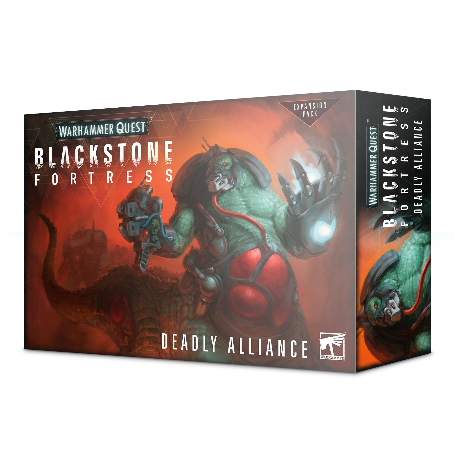 Blackstone Fortress: Deadly Alliance