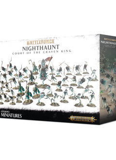 Nighthaunt Court of the Craven King