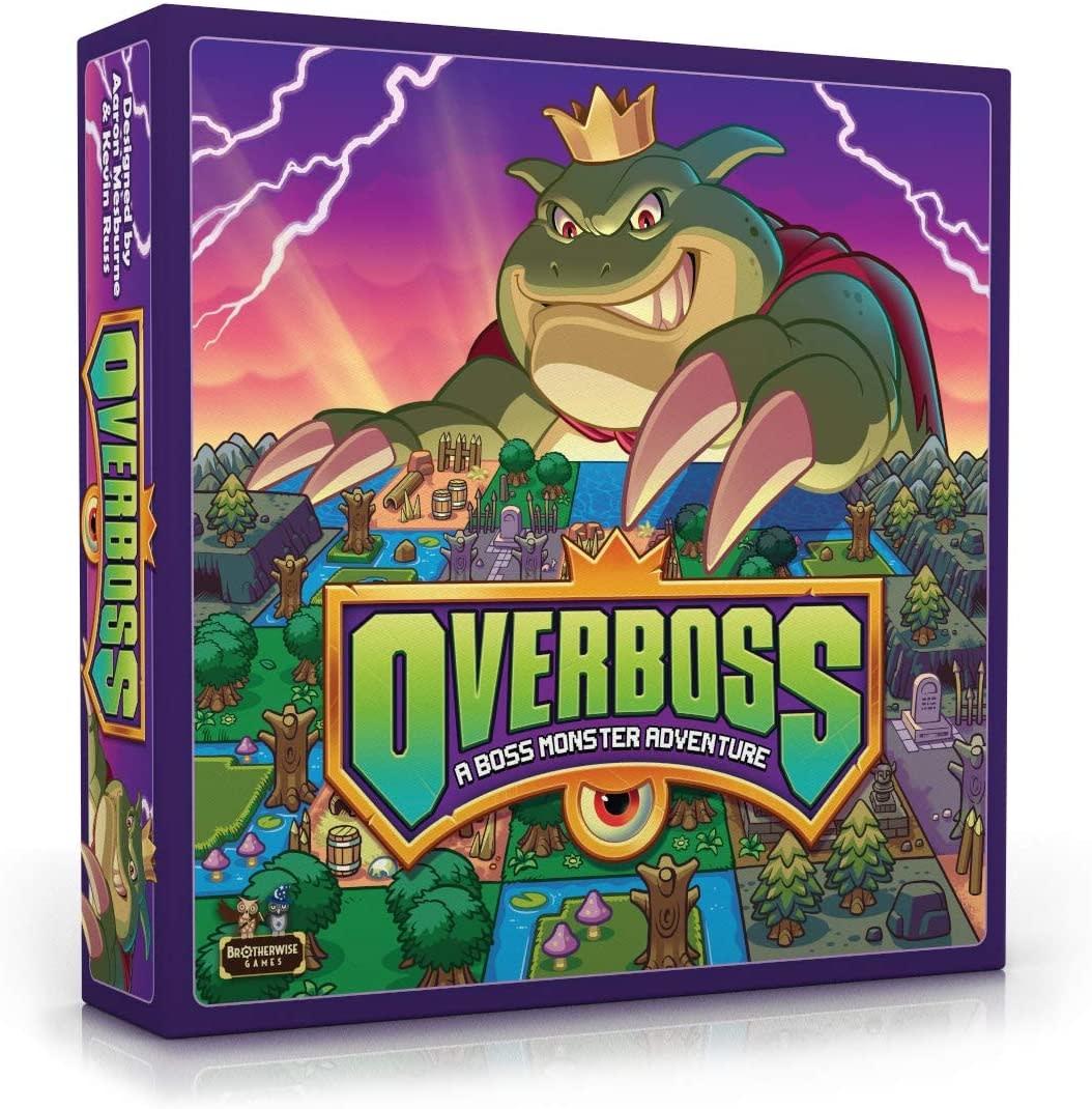 Overboss: A Boss Monster Adventure