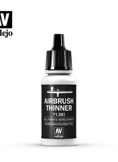 Model Air: Auxiliary Airbrush Thinner (17ml)