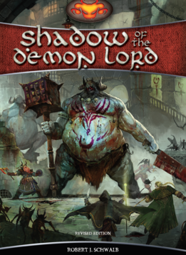 Shadow of the Demon Lord - Core Rulebook
