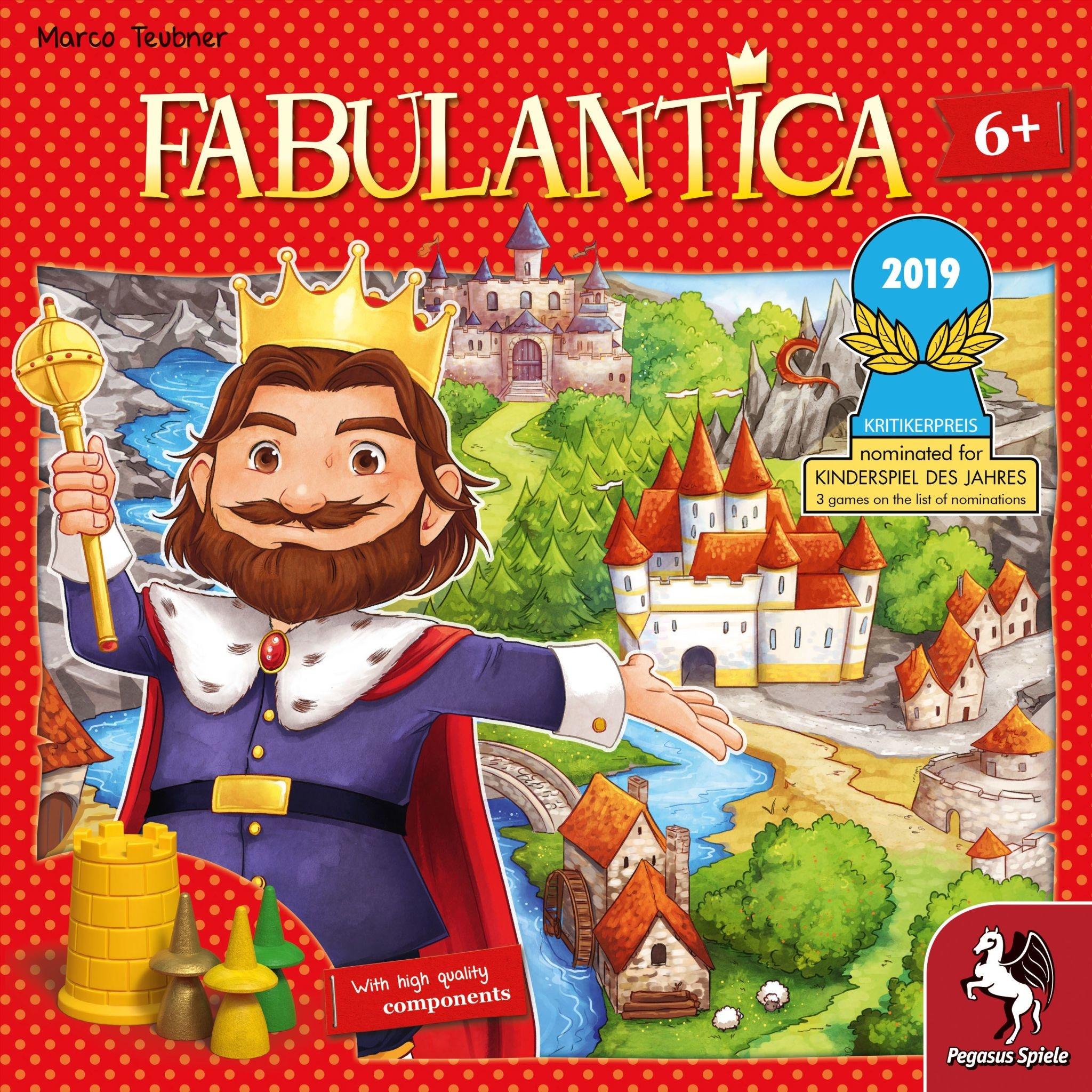 Fabulantica (EN)