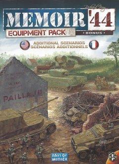 Memoir '44: Equipment Pack - Additionnal Scenarios