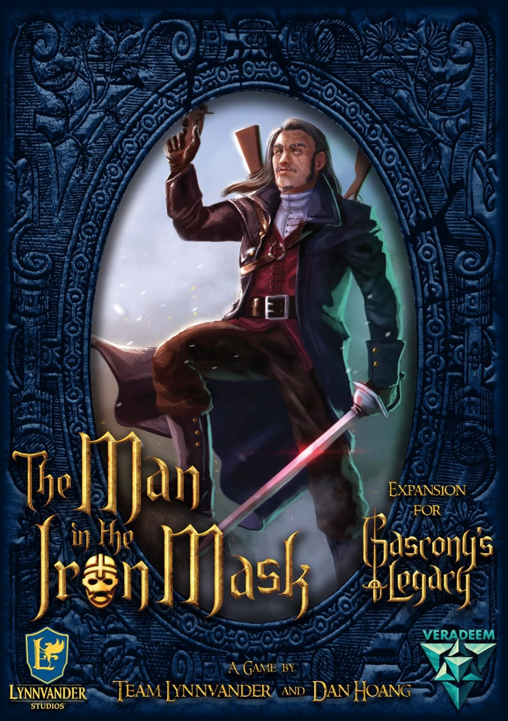 Gascony's Legacy: The Man in the Iron Mask