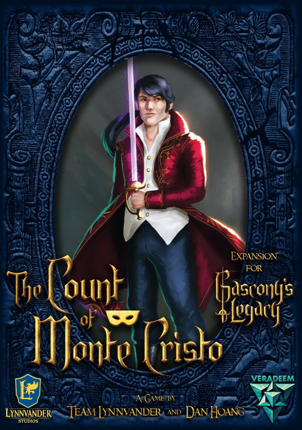 Gascony's Legacy: The Count of Monte Cristo