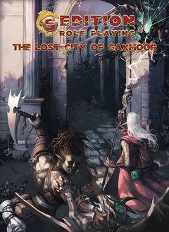 5th Edition Adventure: The Lost City of Gaxmoor (HC)
