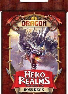 Hero Realms Dragon Boss