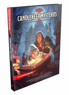 Dungeons & Dragons 5E: Candlekeep Mysteries (HC)