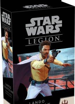 Star Wars Legion: Lando Calrissian Commander Exp.