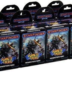 Starfinder Battles: Planets of Peril (8ct Booster Brick)