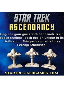 Star Trek Ascendancy: Ferengi Starbases