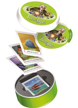 Timelines: Inventions (Eco-Blister) (FR)