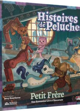 Histoires de Peluches: Petit Frère
