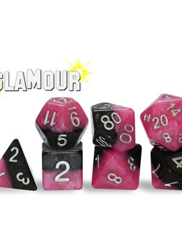 Halfsies Dice - Glamour 7-Dice