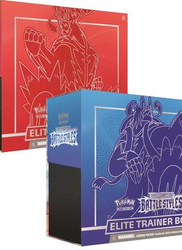Pokémon Battle Styles - Elite Trainer Box
