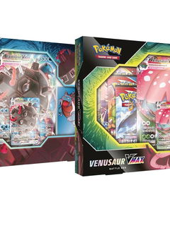 Pokémon VMax Battle Box