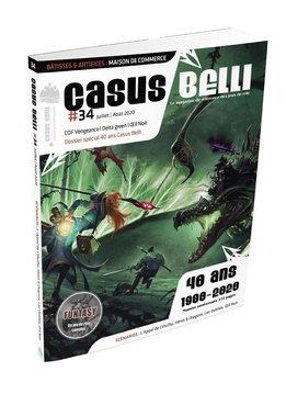 Casus Belli no. 34