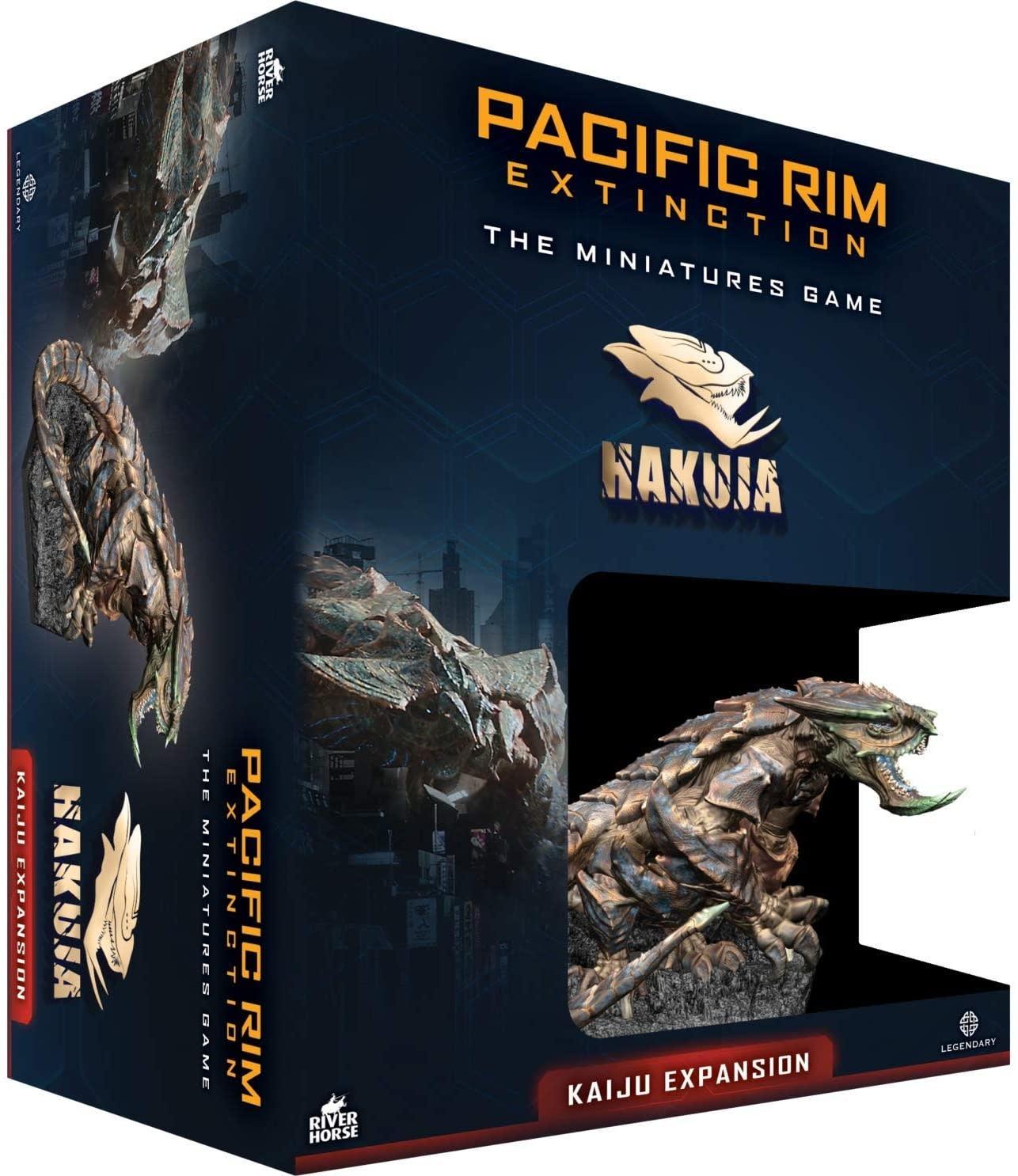 Pacific Rim: Exctinction - Hakuja Exp. (WV1)
