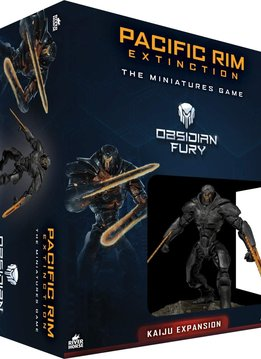 Pacific Rim: Exctinction - Obsidian Fury Exp. (WV1)
