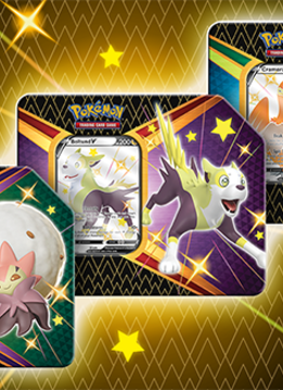 Pokemon Shining Fates Tin