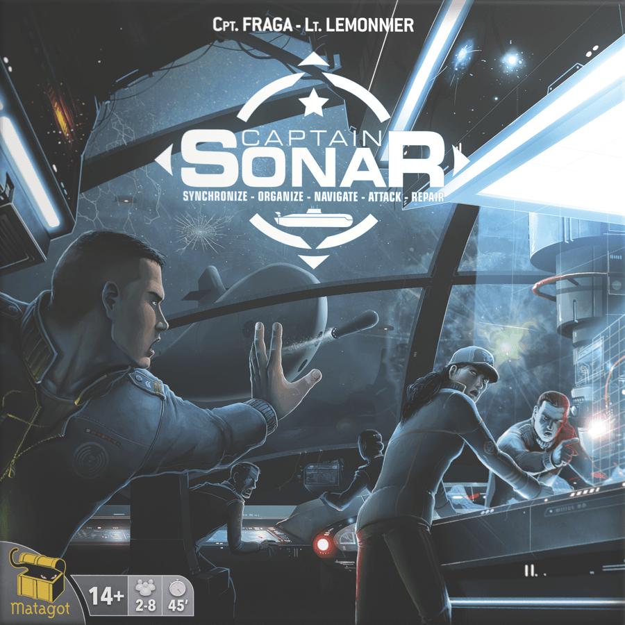 Captain Sonar Eng