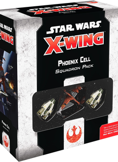 X-Wing 2nd Ed: Phoenix Cell Squadron Pack
