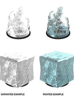 D&D Unpainted Minis: Gelatinous Cube (WV12.5)