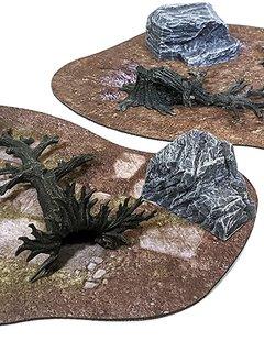Monster Scenery: Broken Ground