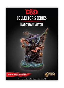 D&D Collector's Figure: Curse of Strahd - Barovian Witch