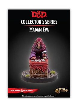 D&D Collector's Figure: Curse of Strahd - Madam Eva