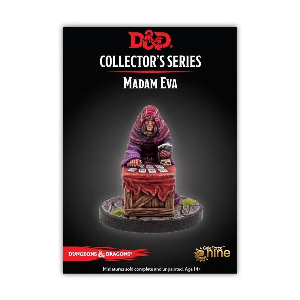 D&D Collector's Figure: Curse of Strahd - Madam Eva