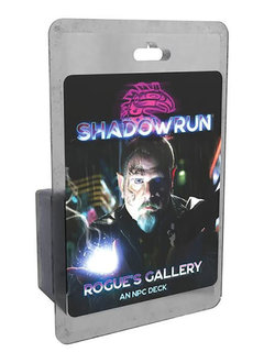Shadowrun: Rogues' Gallery NPC Deck