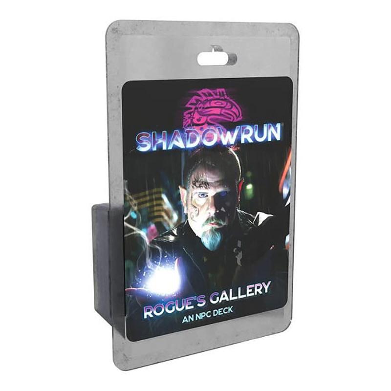 Shadowrun: Rogues' Gallery NPC Deck