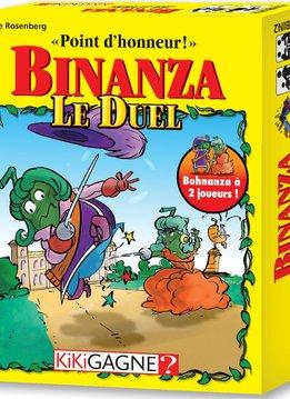 Binanza: Le Duel