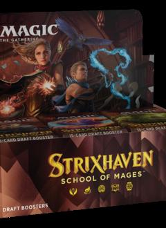 Strixhaven - Draft Booster Box (23 avril)