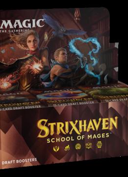 Strixhaven - Draft Booster Box