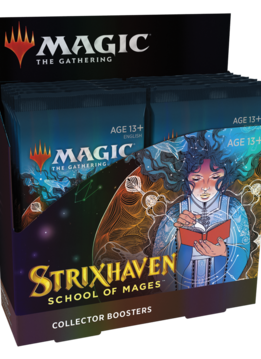 Strixhaven - Collector Booster Box (23 avril)