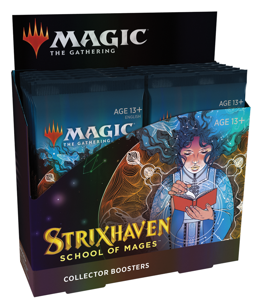 Strixhaven - Collector Booster Box