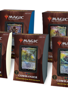 Strixhaven - Commander Decks (Set of 5)