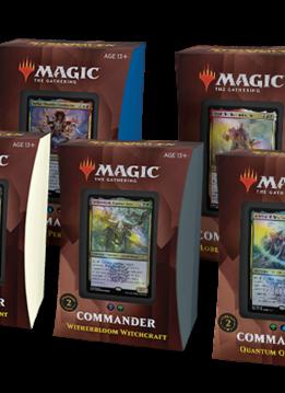 Strixhaven - Commander Decks (Set of 5) (23 avril)
