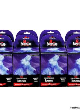 D&D Icons 18: Boneyard - 8-Booster Brick
