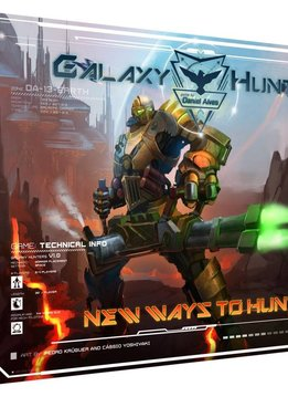 Galaxy Hunters: New Ways to Hunt Exp.