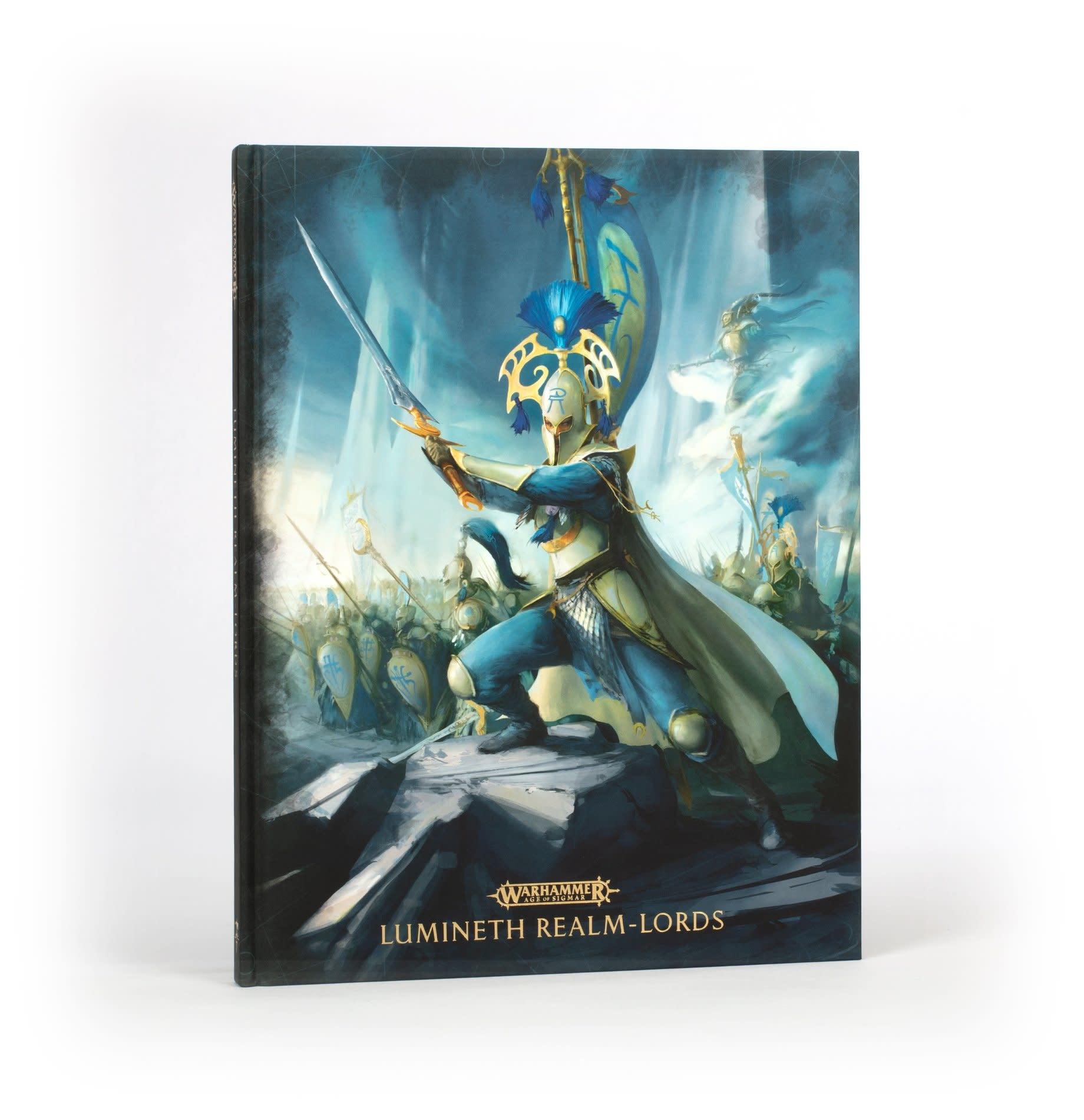 Battletome: Lumineth Realm-lords (HB) (EN)